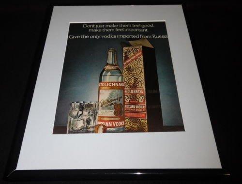 1975-stolichnaya-vodka-framed-11x14-original-vintage-advertisement