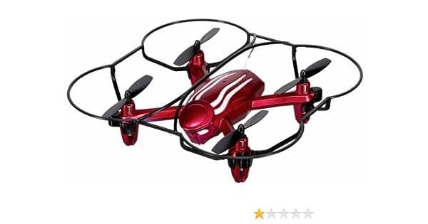 Propel idpsxs Spyder X Stunt dron, Rojo: Amazon.es: Juguetes y juegos