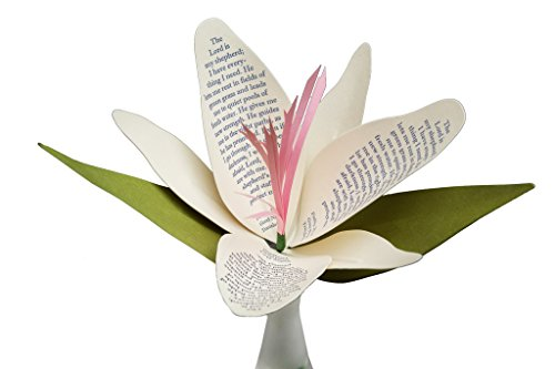 The Lord Is My Shepherd/ 23rd Psalm Flower -Perfect Gift for Christian Women