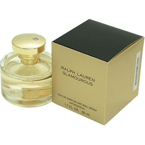Glamourous by Ralph Lauren for Women, Eau De Parfum Natural Spray, 3.4 Ounce