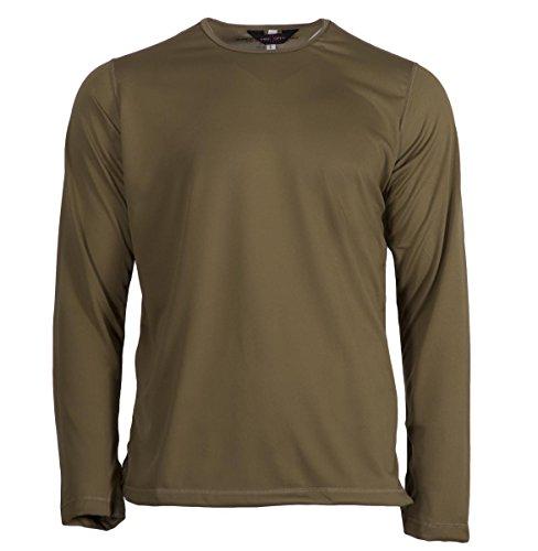 TRU-SPEC Men's Base Layers Series Gen-iii Ecwcs Level-1 Top, Coyote, Large ()