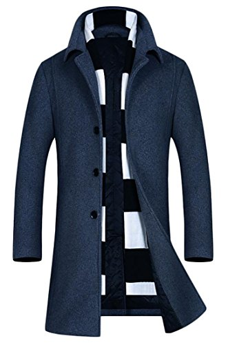 4 You Wool Peacoat - 8