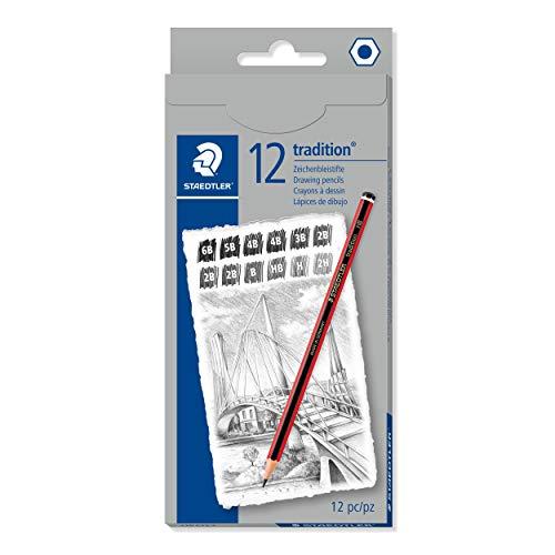 Staedtler Tradition Sketching Pencil Set