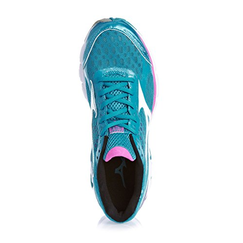 Blue Women's Mizuno Scarpe Da Wave Connect Corsa q11wp6