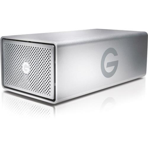 G-Technology G-RAID USB Removable Dual Drive Storage System 8TB (0G04069) (G Technology 8tb G Raid Thunderbolt Hard Drive)