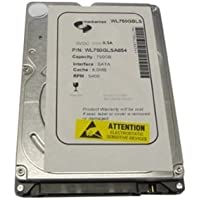 White Label 750GB 8MB Cache 5400RPM SATA300 9.5mm 2.5 Notebook Hard Drive w/1-Year Warranty