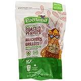 Everland Organic Salted Roasted Peanuts, 400gm