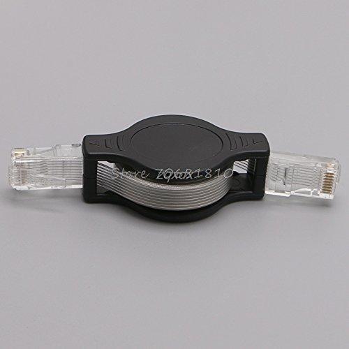 FENGYI Retractable CAT5e RJ45 Internet Ethernet Network LAN Modem Router Cable Big Sale
