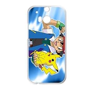 HTC One M8 Phone Case Pikachu 5C13666