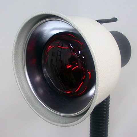 K.S. Choi Corp Infrared Heat Lamp 110V with Bulb and 6MO by K.S. Choi Corp (Image #3)
