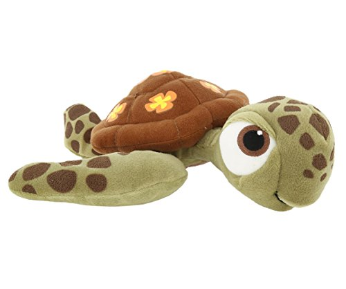 Disney Parks Finding Nemo Squirt the Turtle 9 inch Plush Doll
