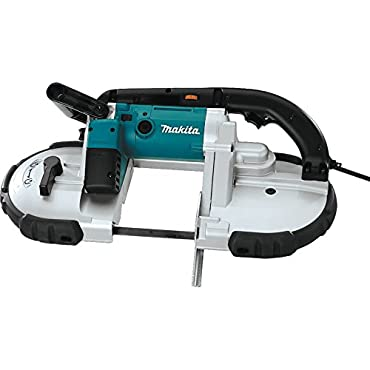Makita 2107FZ 6.5 Amp Variable Speed Portable Band Saw with LED Light without Lock-On