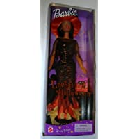 "Barbie Enchanted Halloween Edición Especial ""Negro"""