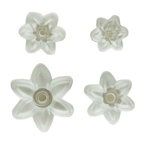 6 Petal Daisy Cutter Set