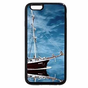 iPhone 6S Plus Case, iPhone 6 Plus Case, Blue Freedom