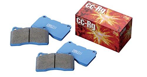 エンドレス (ENDLESS) ブレーキパッド【 CC-Rg 】(フロント用) ホンダ インサイト ZE2/CR-Z ZF1 EP473CRG2 B071V2CZVF インサイト ZE2 / CR-Z ZF1