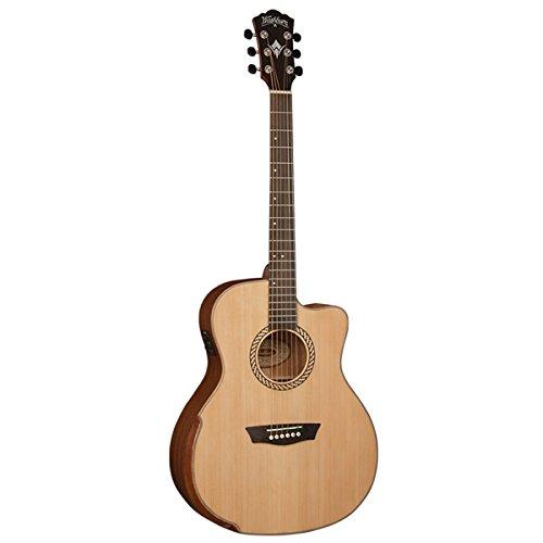 washburn comfort series wcg15sce acoustic electric guitar buy online in uae washburn. Black Bedroom Furniture Sets. Home Design Ideas