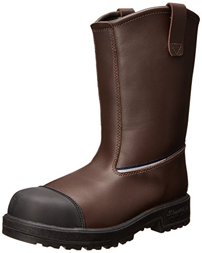 Blundstone Men's 940 Riggers Safety Boot - Brown - 13 F(M...