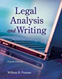 Legal Analysis and Writing 4th Edition