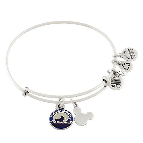 Disney Hakuna Matata Silver Bracelet