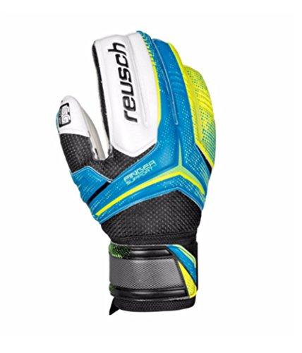 Reusch Soccer Receptor SG Finger Support Goalkeeper Gloves