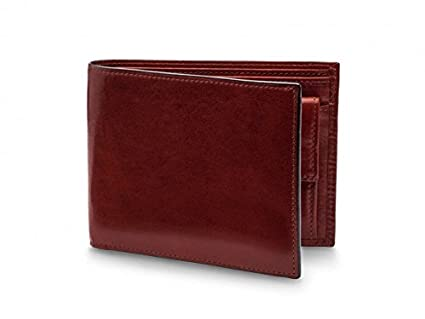 313313e8a1d Amazon.com  Bosca Men s Old Leather RFID Bifold Executive Wallet with Coin  Pocket Dark Brown  Everything Else