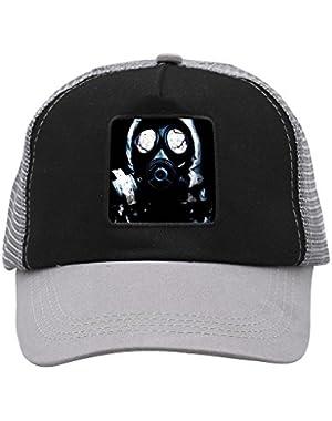Unisex Mask Man Adjustable Classic Hiphop Hat Baseball Cap Snapback Dad Hat