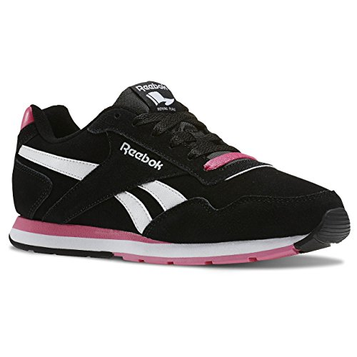 Mode Glide Reebok Royal Suede Chaussures Cuir Femme Sneakers tUt4q5w
