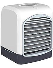 Feunet 3-8W Mini Air Cooler Ventilador de refrigeración portátil Ventilador de Aire Acondicionado USB Ventilador de Escritorio Mini para Oficina en casa