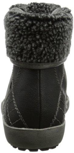 black 1 1 Noir Mode Tamaris Femme 25220 Baskets Active 21 qwEx7H
