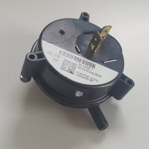 Rheem OEM Upgraded Replacement Water Heater Air Pressure Switch .075 W//C 9370VO-HS-0016