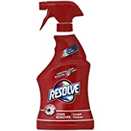 Best Resolve Remover Carpet Cleaner Bottle