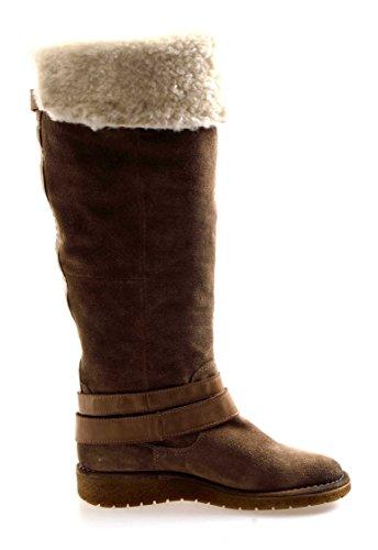 Stivali Invernali Stivali Pelle 1350 Isabelle Pelle Di Stivali Scarpe Di Taupe qpUwUR8tcg
