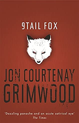 book cover of 9Tail Fox