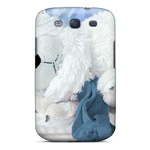 GZWtQ9430UDOjx With Love Teddy Bear Fashion Tpu S3 Case Cover For Galaxy
