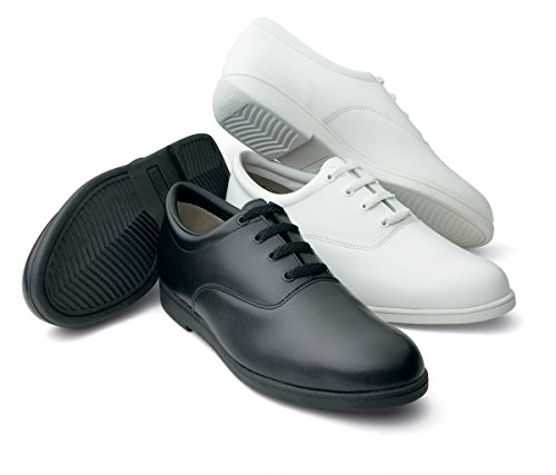 Dinkles Mens Vanguard Marching Shoe Black
