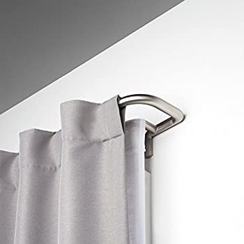 Amazing Umbra Twilight Double Curtain Rod Set U2013 Wrap Around Design Is Ideal For  Blackout Curtains Or