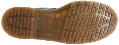 Per Liscio Acciaio Nero Con Maine Unisex Adulti Martens Dr Puntale Rinforzato Colore nero In Stivali zqvRgCxnw