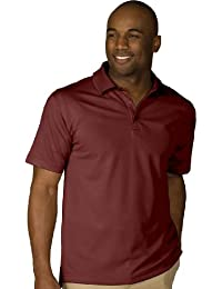 Men's Big and Tall Hi-Performance Polo Shirt