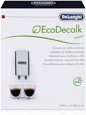 DeLonghi 5513214841 - Desincrustante de Cal para cafetera: Amazon ...