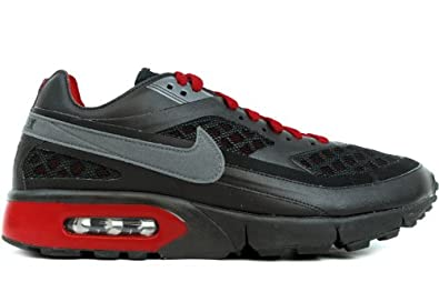 202a5a42f5f ... buy nike air classic bw gen ii herren sneaker black grey red eu 41  84572 eced3