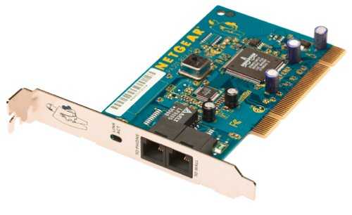 Netgear PA-301 10MBps Phoneline PCI Adapter Card