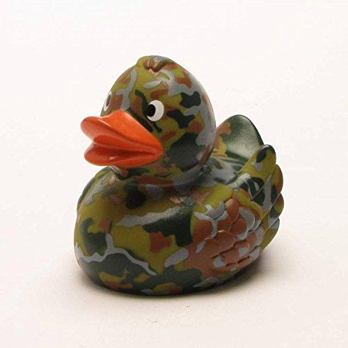 Rubber Duck Camouflage | Bathduck | Duckshop | L: 7,5 cm