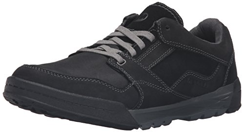 Merrell Men's Berner Lace Fashion Sneaker Black clearance affordable latest for sale Manchester online 8xE7A