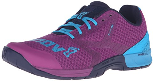 Blue 250 Purple 8 Inov Lite F U Cross Shoe Navy Trainer qzxtOw8