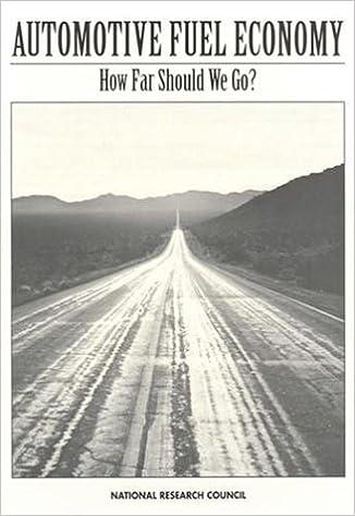 Leggi i libri scaricati su kindle Automotive Fuel Economy: How Far Can We Go? RTF