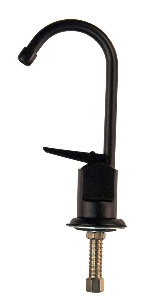 Westbrass D203-NL-62 Touch-Flo Style Pure Water Dispenser, Matte Black
