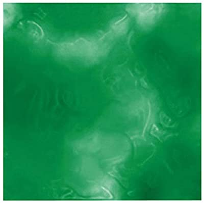 Oasis Supply Oasis Supply Foil Candy Wrappers, 4 by 4-Inch, Green, 125-Pack