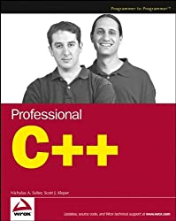 Professional C++ (Programmer to Programmer)