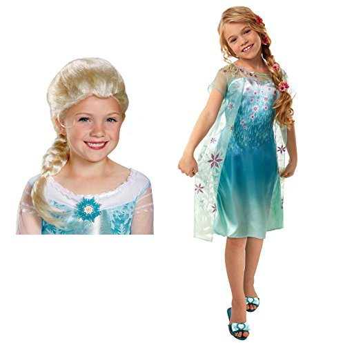 Disne (Elsa Frozen Fever Costume)